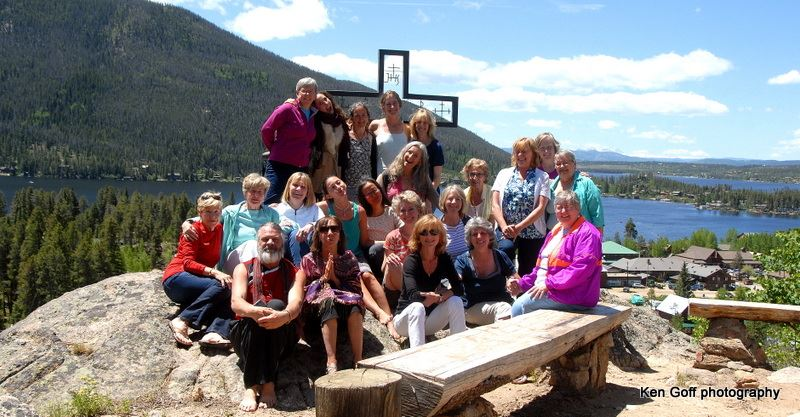 Healing Touch Retreat, Shadowcliff Colorado