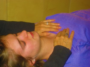 Healing Touch Massage, Cynthia Hutchison