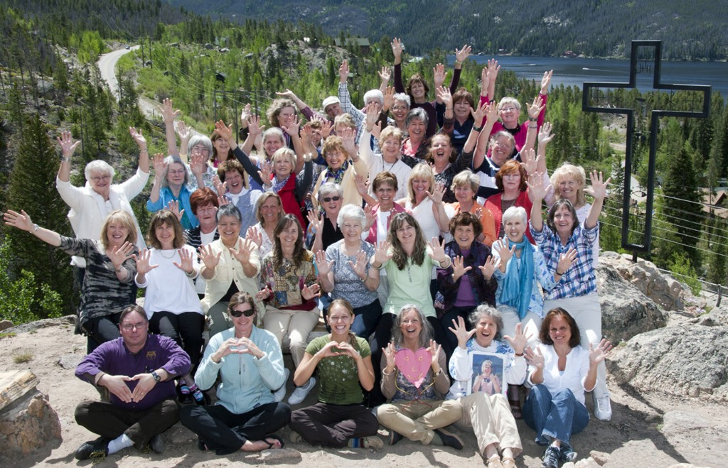 Boulder Healing Touch Retreat