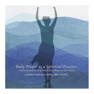 body prayer dvd cynthia hutchison