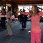 body prayer eurythmy in action